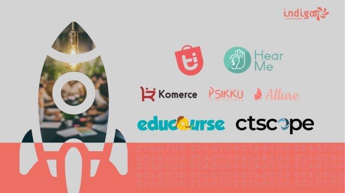 Telkom Tetapkan 7 Startup Lolos Tahap Awal Penjurian Indigo Creative Nation Batch 1 – 2021