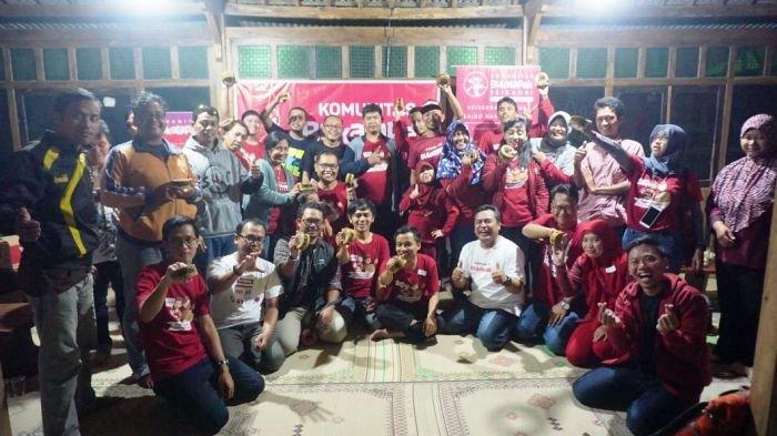 Serunya Kopdar Komunitas Bukalapak Bareng 'Om Zaky' di Jogja