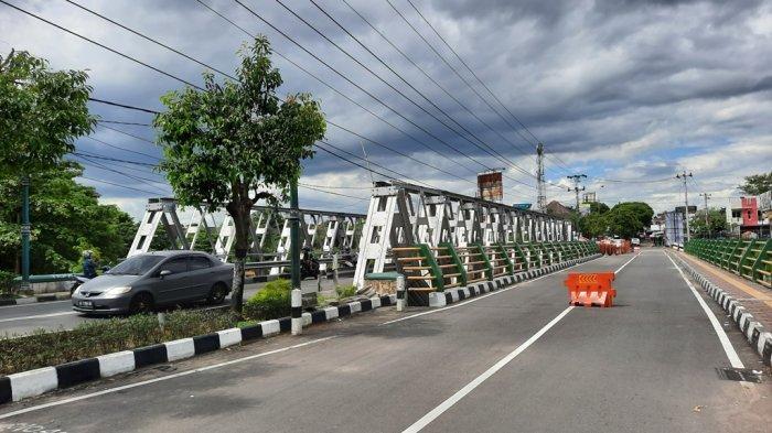 Jembatan Baru di Utara Gembira Loka Zoo Kota Yogyakarta Dioperasikan Mulai Senin 26 April 2021