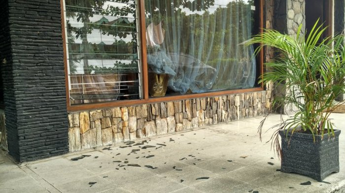 Pelemparan Batu Kantor Ombudsman RI, Penyidik Perjelas Rekaman CCTV