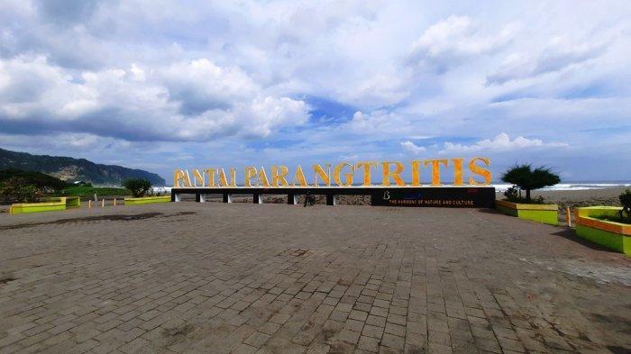 41.343 Wisatawan Masuk Bantul Selama Libur Lebaran, Pantai Parangtritis Paling Banyak Dikunjungi