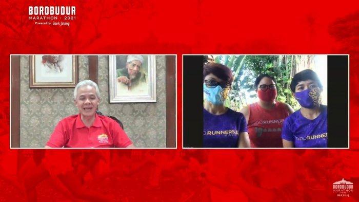 Borobudur Marathon 2021, Manifestasi Kebangkitan di Tengah Pandemi Covid-19