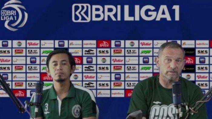 TAYANGAN STREAMING PSS Sleman VS Persija, Sedang Berlangsung BabakI Live di Vidio.com