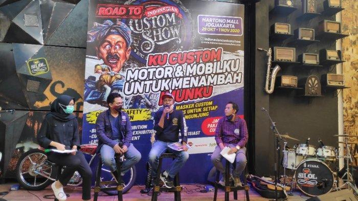 Road to Indonesian Custom Show Jadi Ajang Pameran Custom Otomotif Pertama di Masa Pandemi