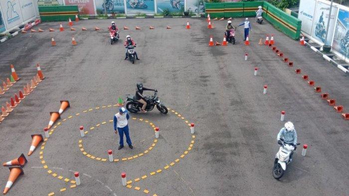 Konsisten di Masa Pandemi, Astra Motor Yogyakarta Sebarkan Safety Riding ke Luar DIY