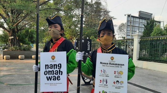 Kampanye Ala Bregada Ajak Warga Disiplin Terapkan Prokes