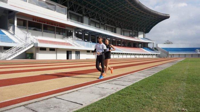 Kontingen Atletik DIY Tak Boleh Lakukan Kesalahan Teknik Saat Bertanding di PON XX Papua