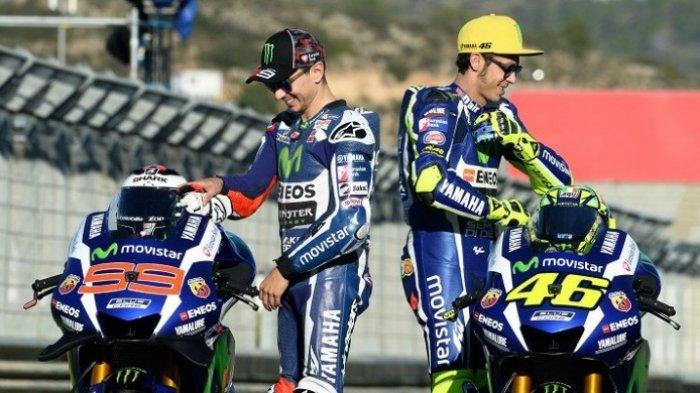 BREAKING NEWS : Jorge Lorenzo Resmi Jadi Pembalap Penguji Tim Yamaha di MotoGP