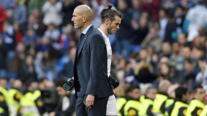 Real Madrid Bisa LepasGareth Bale Gratis,Los Blancos Tak Rela Menggaji Bintang Bangku Cadangan