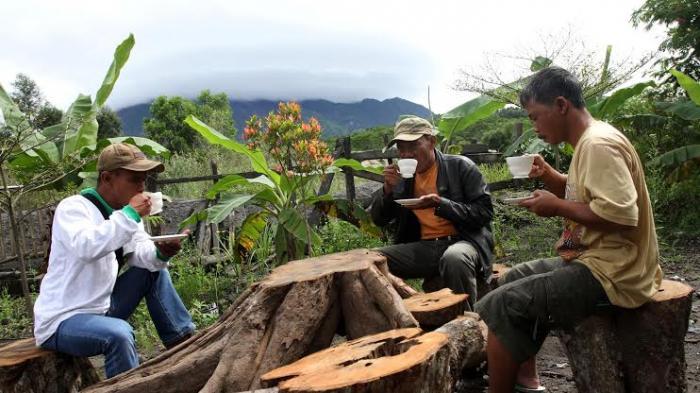 Mencicipi Kopi Merapi, Salah Satu Andalan Wisata Kuliner Masyarakat Lereng Gunung Merapi