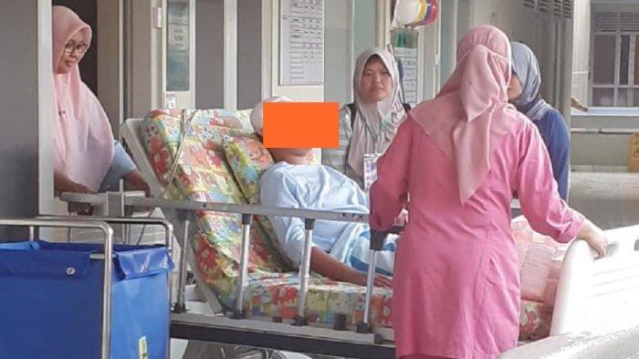 BREAKING NEWS : Siswa SMA di Tempel Sleman Diduga Jadi Korban Aksi Klitih, Kepala Dihantam Batu