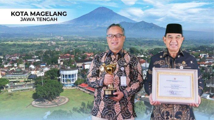 Kota Magelang Sabet Penghargaan APE 2020 dari Kementerian PPA