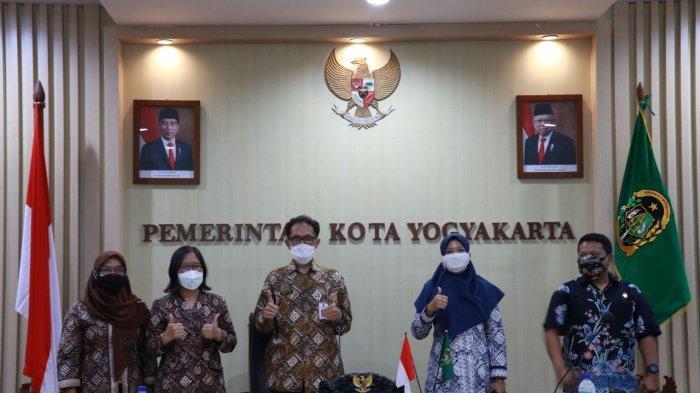 Naik Peringkat, Kota Yogyakarta Raih Penghargaan Kota Layak Anak Kategori Utama