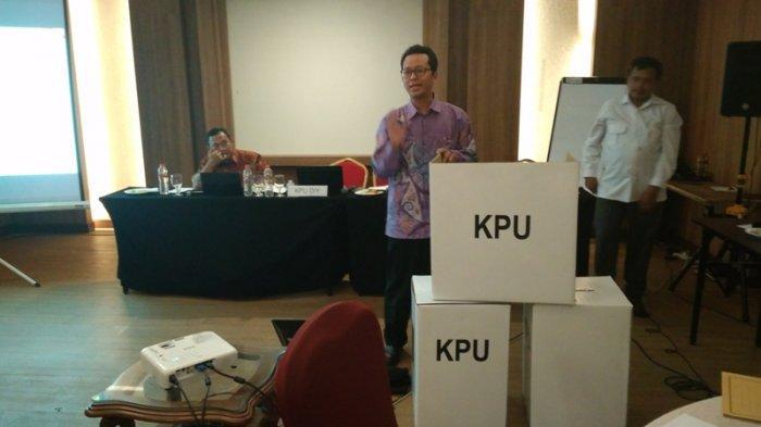 Yogyakarta Terima 23.602 Tambahan Bilik Suara