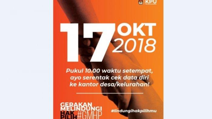 KPU DIY Ajak Masyarakat Datang ke PPS Rabu Besok