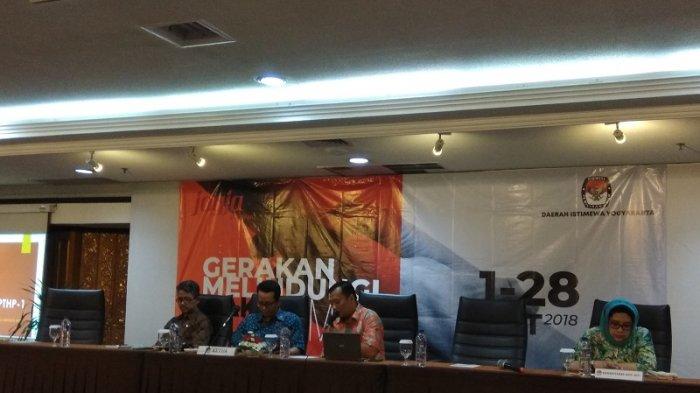 KPU DIY Gelar Rapat Koordinasi Terkait Penyempurnaan Data Pemilih