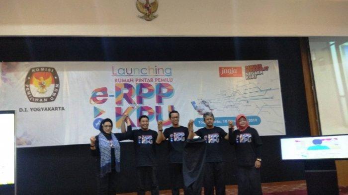 KPU DIY Luncurkan e-RPP