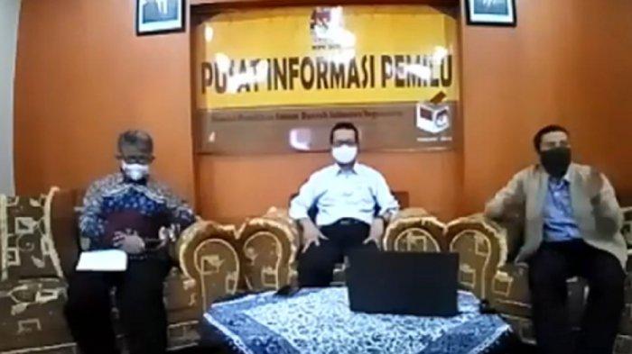 KPU DIY Umumkan Pendaftaran Bakal Pasangan Calon Bupati dan Wakil Bupati Pemilihan Serentak 2020