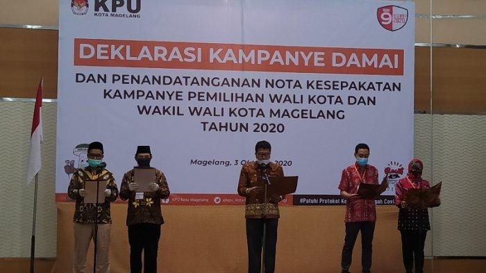 KPU Kota Magelang: Debat Publik Paslon akan Diselenggarakan Tiga Kali