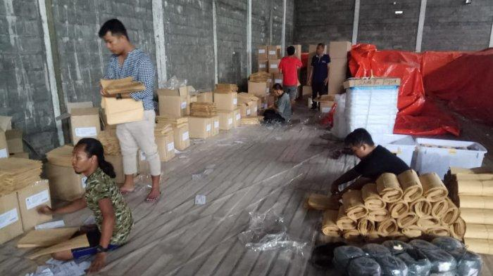 Baru 1 Orang yang Mengisi Form A5 di KPU Kota Yogyakarta