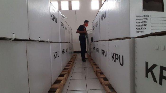 KPU Magelang Distribusikan Logistik Pilwalkot Mulai Senin Besok
