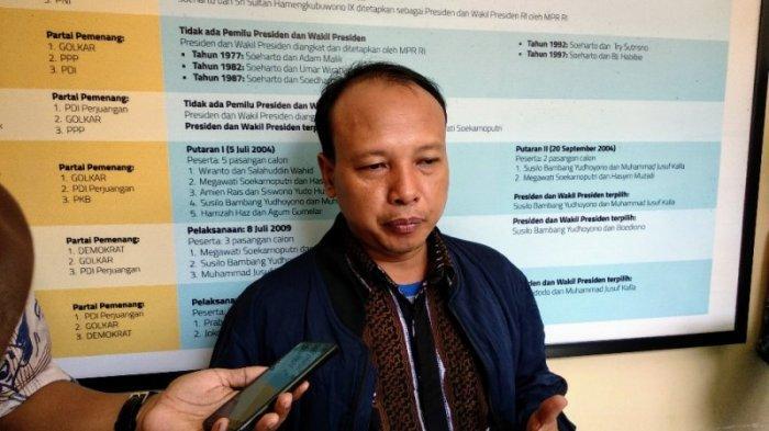 KPU Sleman Laporkan 1 KPPS Meninggal Dunia dan 2 Dirawat di RS Pasca Pencoblosan