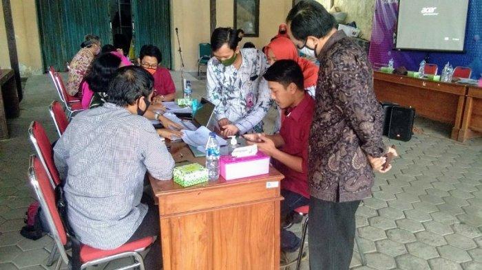 KPU Tetapkan DPS Pilkada Gunungkidul 2020 Sebanyak 600.825 Pemilih