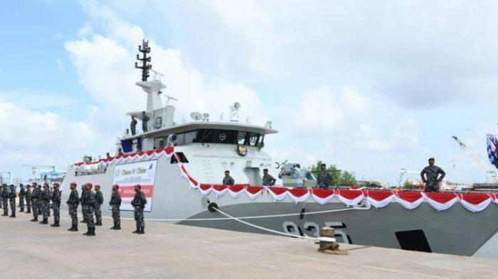 KRI Pollux-935, Kapal Perang Terbaru TNI AL Bersenjatakan Meriam 30 MM