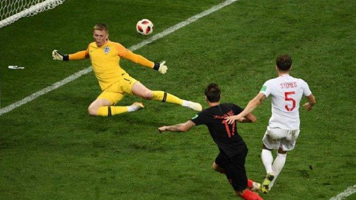 Hasil Pertandingan Kroasia vs Inggris 2-1, Kroasia Masuk Final