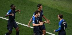 Skor Akhir 4-2, Prancis Juara Piala Dunia, Kroasia Runner Up
