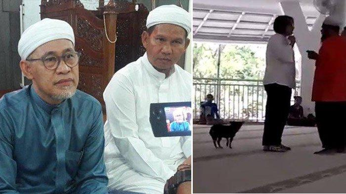 Krolonogi Viral Video Wanita Ajak Anjing Peliharaan Masuk Tempat Ibadah di Bogor