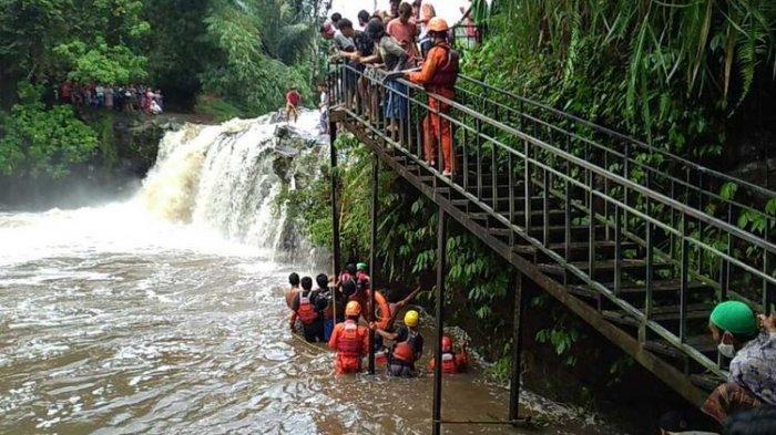 Kronologi Dua Santri di Lombok Terseret Banjir, Berawal Ingin Selamatkan Teman, Tapi Malah Tewas