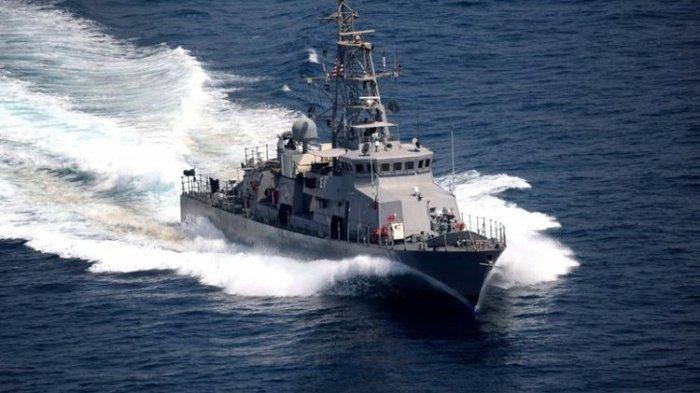 Kronologi Kapal Patroli AS USS Firebolt Lepaskan Tembakan Peringatan ke Kapal Iran di Teluk Persia