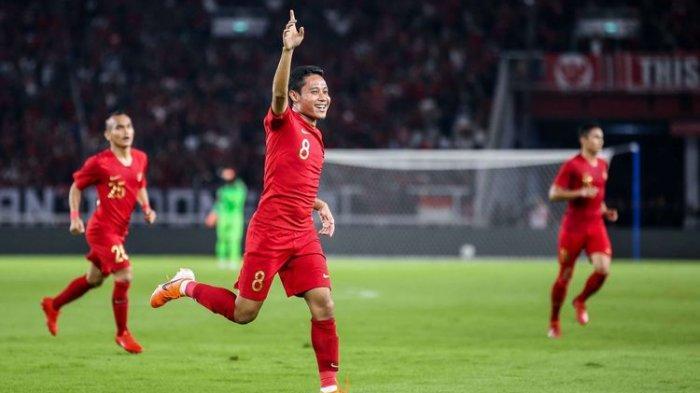 Skor Akhir Timnas Indonesia vs Taiwan 2 - 1, Kemenangan Perdana Shin Tae-yong
