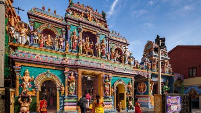 Enam Aktivitas Wisata Seru di Little India Singapura, Ini Ulasan Lengkapnya