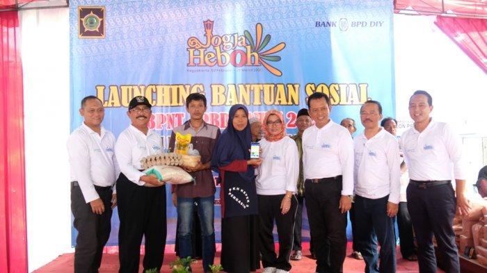 Dukung Penyaluran BPNT di Kulon Progo, Bank BPD DIY Kembangkan Aplikasi E-Warong