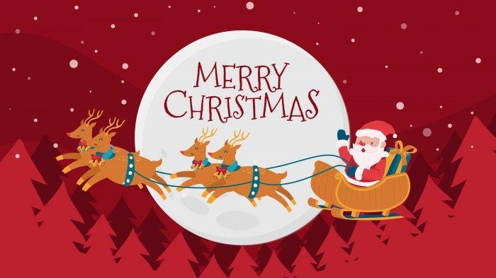 20 Pantun Lucu Ucapan Natal 2020 dan Tahun Baru 2021