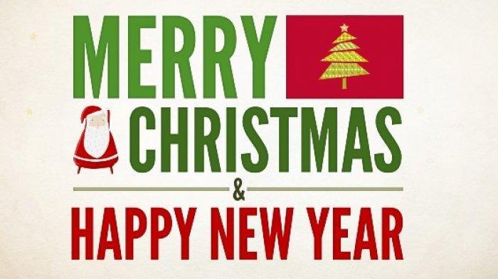 Ilustrasi : Selamat Natal dan Tahun Baru