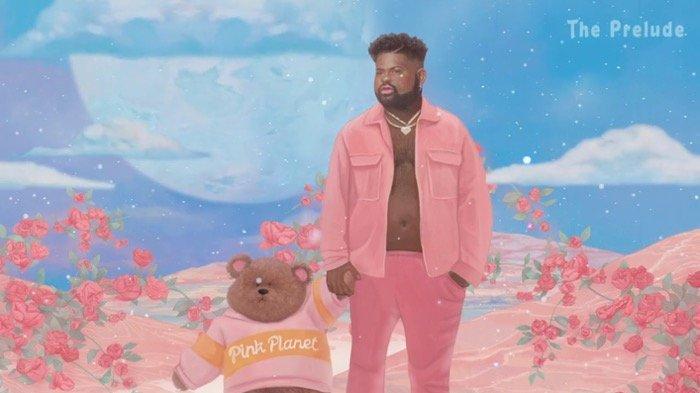 Pink Sweat$ yang menyanyikan dan mempopulerkan lagu <a href='https://jatim.tribunnews.com/tag/at-my-worst' title='AtMyWorst'>AtMyWorst</a>.