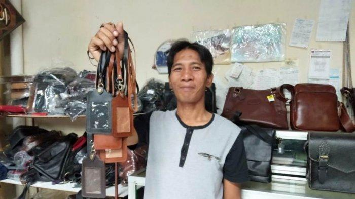 Kuncoro Leather Asal Umbulharjo Bisa Ikut Pameran Kerajinan ke Bangladesh
