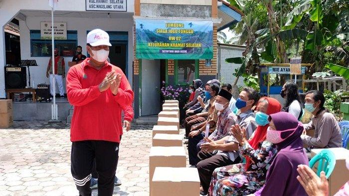 Wali Kota Magelang Apresiasi Upaya Warga Kramat Selatan Bentuk Satgas Jogo Tonggo