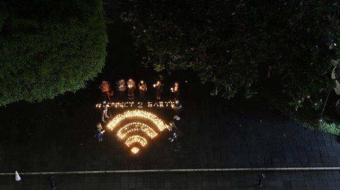 Kurangi Konsumsi Listrik, Royal Ambarrukmo Yogyakarta Berpartisipasi dalam Earth Hour