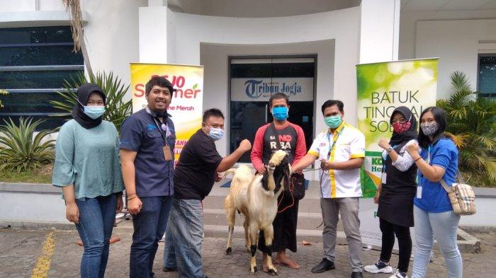 Komix Herbal dan BEJO Sujamer Konsisten Hidupkan Semangat Berkurban di Tengah Pandemi