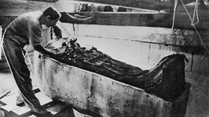 Deretan Para Korban Pemburu Harta Karun Firaun, Benarkah Kena Kutukan?
