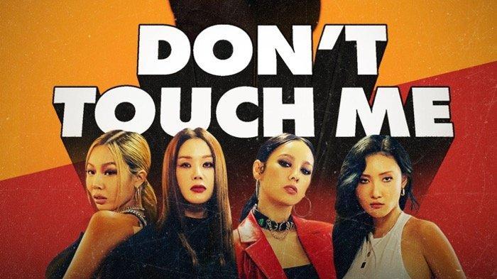 Lagu Don't Touch Me milik Refund Sisters Bertengger di Tangga Lagu Pertama, Geser BTS dan BLACKPINK