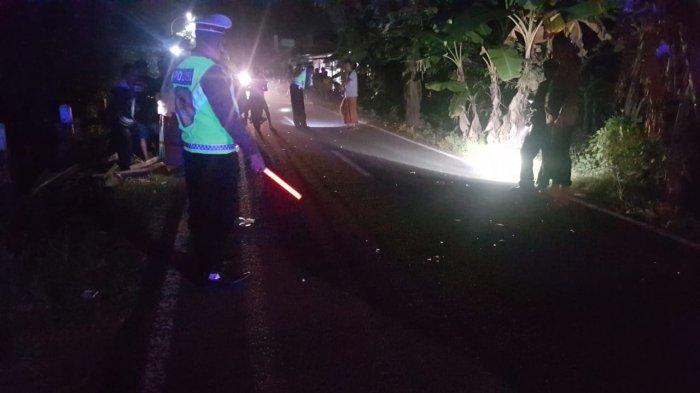 Laka Lantas Jalan Ki Hadi Sugito Kulon Progo, Bocah Pengendara Sepeda Motor Dinyatakan Meninggal