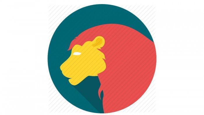 Lambang zodiak Leo