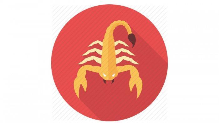 Lambang zodiak scorpio
