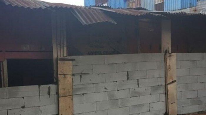 Lansia di Makassar Terpaksa Menumpang Karena Jalan ke Rumah Dipagari Tetangga, Ini Fakta Sebenarnya