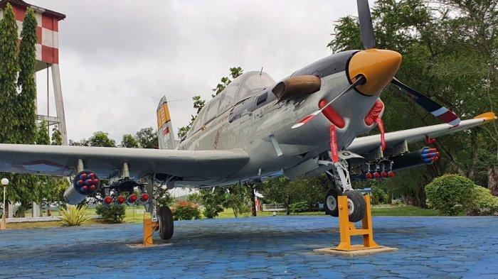 Lanud Adisutjipto Menambah Koleksi Pesawat yang Dimonumenkan